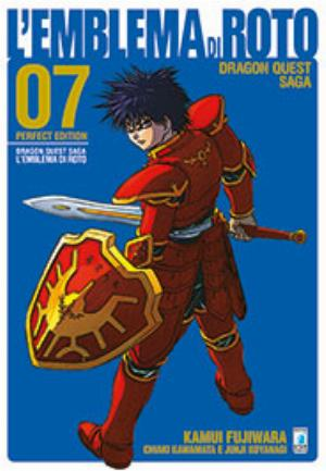 DRAGON QUEST SAGA - L'EMBLEMA DI ROTO PERFECT EDITION n.7