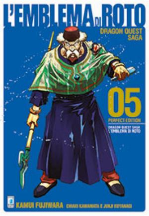DRAGON QUEST SAGA - L'EMBLEMA DI ROTO PERFECT EDITION n.5