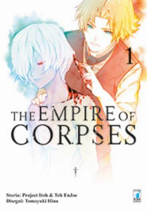 THE EMPIRE OF CORPSES n.1