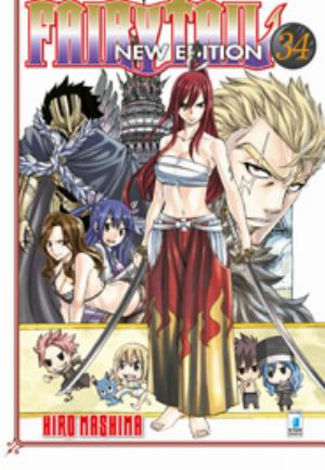 FAIRY TAIL NEW EDITION n.34