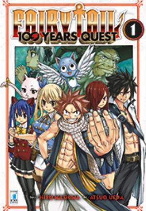 FAIRY TAIL 100 YEARS QUEST n.1