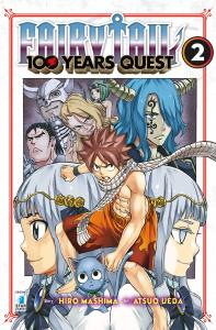 FAIRY TAIL 100 YEARS QUEST n.2