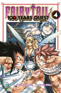 FAIRY TAIL 100 YEARS QUEST n.4