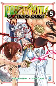FAIRY TAIL 100 YEARS QUEST n.5