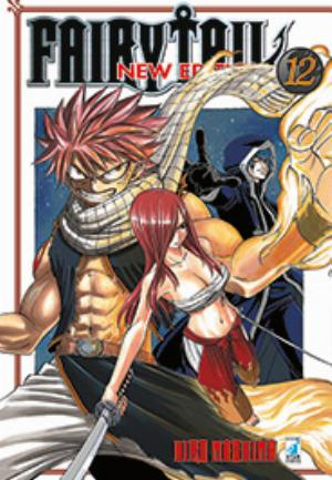 FAIRY TAIL NEW EDITION n.12