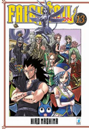 FAIRY TAIL NEW EDITION n.13