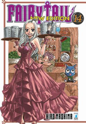 FAIRY TAIL NEW EDITION n.14