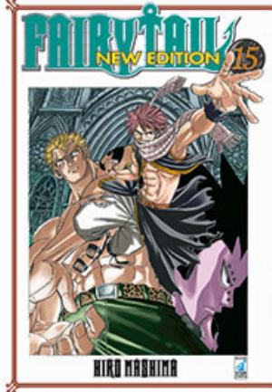 FAIRY TAIL NEW EDITION n.15