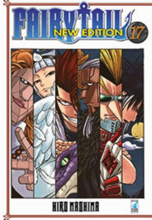 FAIRY TAIL NEW EDITION n.17