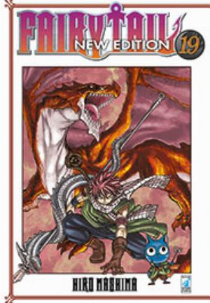 FAIRY TAIL NEW EDITION n.19