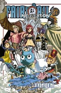 FAIRY TAIL NEW EDITION n.21
