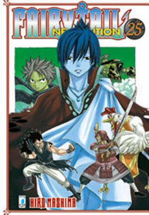 FAIRY TAIL NEW EDITION n.25