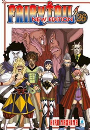 FAIRY TAIL NEW EDITION n.26