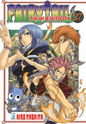 FAIRY TAIL NEW EDITION n.27