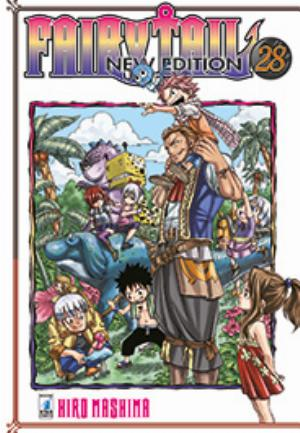 FAIRY TAIL NEW EDITION n.28