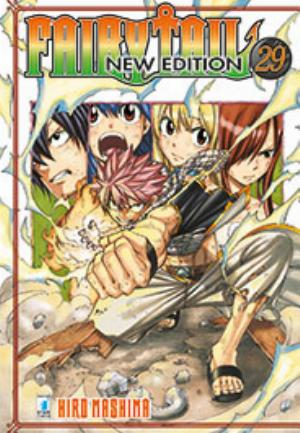 FAIRY TAIL NEW EDITION n.29