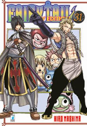 FAIRY TAIL NEW EDITION n.31