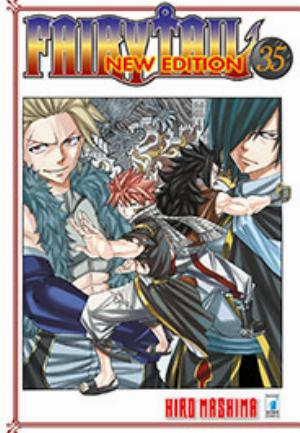 FAIRY TAIL NEW EDITION n.35