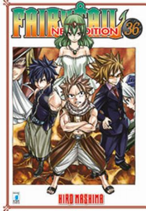 FAIRY TAIL NEW EDITION n.36