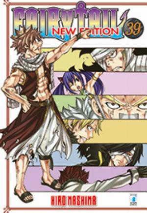 FAIRY TAIL NEW EDITION n.39