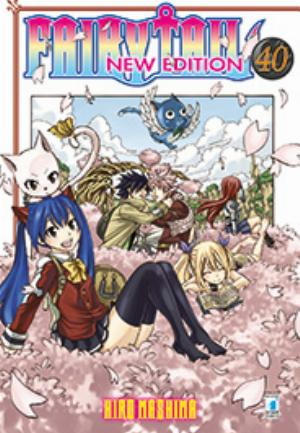 FAIRY TAIL NEW EDITION n.40