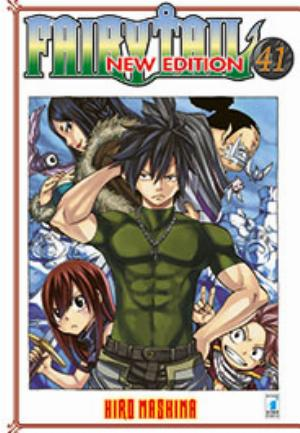 FAIRY TAIL NEW EDITION n.41