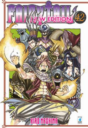 FAIRY TAIL NEW EDITION n.42