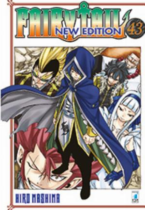 FAIRY TAIL NEW EDITION n.43