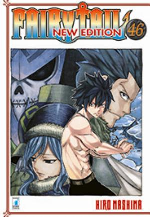FAIRY TAIL NEW EDITION n.46