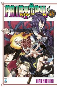 FAIRY TAIL NEW EDITION n.48