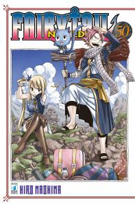 FAIRY TAIL NEW EDITION n.50