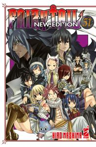 FAIRY TAIL NEW EDITION n.51