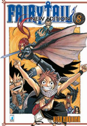 FAIRY TAIL NEW EDITION n.8