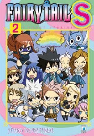 FAIRY TAIL S - SHORT STORIES n.2