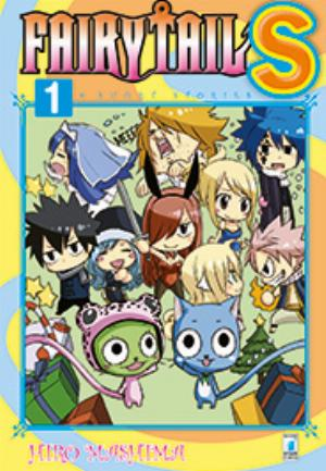 FAIRY TAIL S - SHORT STORIES n.1