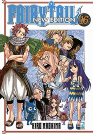 FAIRY TAIL NEW EDITION n.16