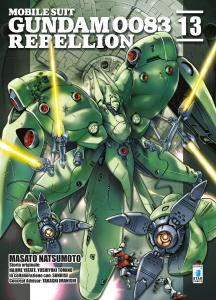 MOBILE SUIT GUNDAM 0083 - REBELLION n.13
