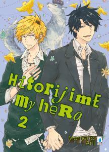 HITORIJIME MY HERO n.2