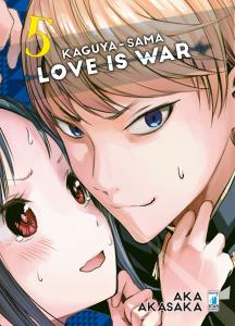 KAGUYA-SAMA: LOVE IS WAR n.5