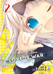 KAGUYA-SAMA: LOVE IS WAR n.2