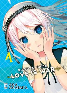 KAGUYA-SAMA: LOVE IS WAR n.4