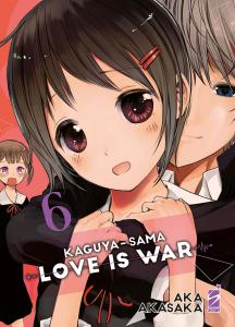 KAGUYA-SAMA: LOVE IS WAR n.6