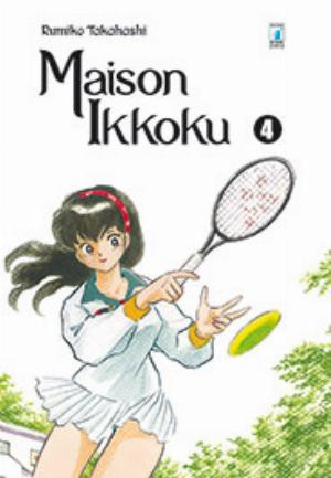MAISON IKKOKU PERFECT EDITION n.4