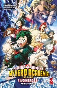 MY HERO ACADEMIA – THE MOVIE – TWO HEROES – ANIME COMICS