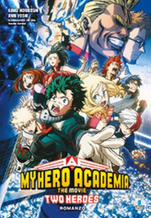 MY HERO ACADEMIA - THE MOVIE: TWO HEROES – ROMANZO