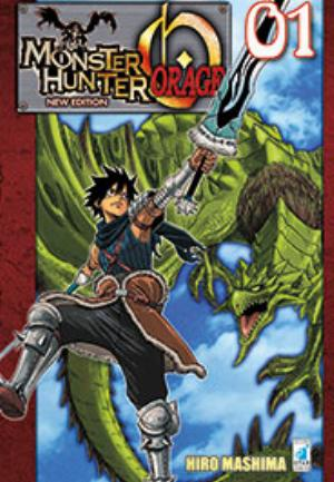 MONSTER HUNTER ORAGE NEW EDITION n.1