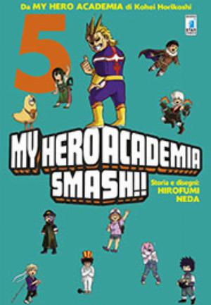 MY HERO ACADEMIA SMASH!! n.5