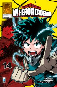 MY HERO ACADEMIA LIMITED EDITION n.14