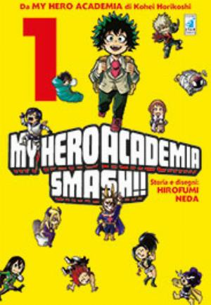 MY HERO ACADEMIA SMASH!! n.1
