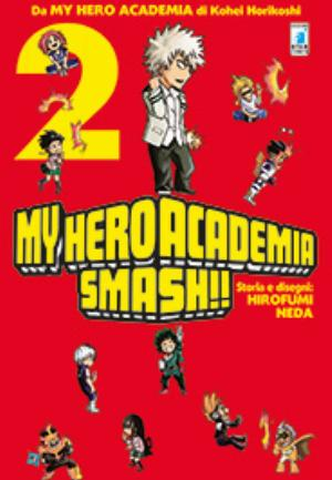MY HERO ACADEMIA SMASH!! n.2